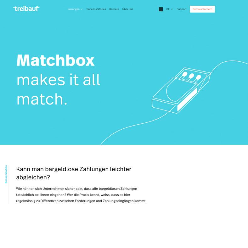 Treibauf_Matchbox